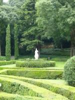 Barockgarten in Verona